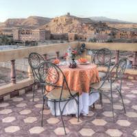 Kasbah Valentine, hotel i Ait-Ben-Haddou