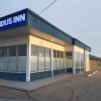 Widus Inn, отель в городе Суифт-Каррент
