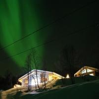 Jarfjord Arctic Aurora Lodge, hotel in Karpbukt