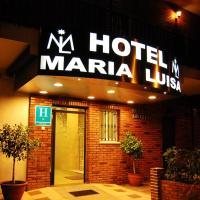 Hotel Maria Luisa, Hotel in Algeciras