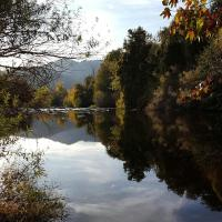 Sequoia Riverfront Cabins, hotel in Three Rivers