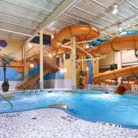 Best Western PLUS Port O'Call Hotel, отель в Калгари