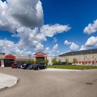 Camrose Resort Casino, BW Premier Collection, hotel em Camrose