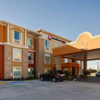 Best Western Plus New Orleans Airport Hotel, hotel near Louis Armstrong New Orleans International Airport - MSY, Kenner