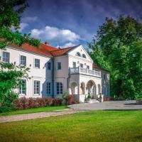 Dwór Kaliszki, hotel in Kaliszki