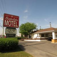 Satelite Motel, hotel em Sault Ste. Marie