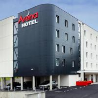 Hotel Arena Toulouse、トゥールーズのホテル