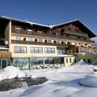 Hotel Berghof, hotel in Ramsau am Dachstein