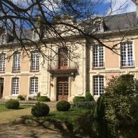 Hotel des Tailles, hotel in Mortagne-au-Perche