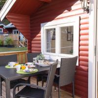 Seläter Camping, hotell i Strömstad