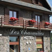 Hôtel Les Charmilles, hotel in Besse-et-Saint-Anastaise