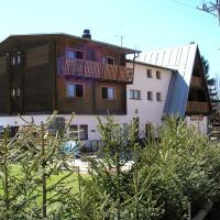Koliba Belveder, hotel v destinaci Horní Planá