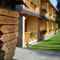 Hotel Ranč u Edyho, hotel in Námestovo