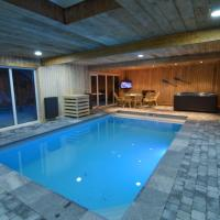 Modern Holiday Home in Sourbrodt with Private Pool