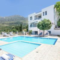 Modern Villa in Lefkogia Crete with Swimming Pool