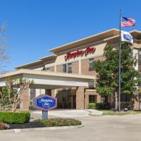 Hampton Inn Houston Willowbrook Mall