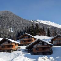 Cozy Holiday Home in Valfrejus near Ski Lift