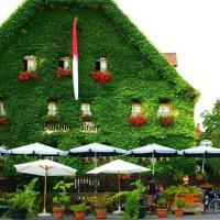 Hotel-Gasthof-Schiff, готель у місті Winterhausen