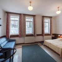 Club Hotel Abbázia, hotel in Keszthely