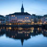Storchen Zürich - Lifestyle boutique Hotel, отель в Цюрихе