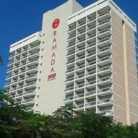 Ramada by Wyndham Macae Hotel & Suites, hotel in Macaé