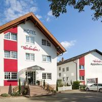 Hotel Heuboden, hotel in Umkirch