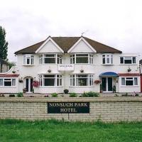 Nonsuch Park Hotel, hotel in Epsom