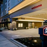 Hampton Inn & Suites by Hilton Seattle/Northgate, hotel in Seattle