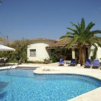 Magnifcent Holiday Home in Parcent with Swimming Pool