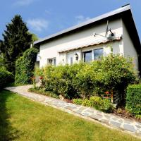 Cozy holiday home in Boevange-Clervaux Luxembourg with garden