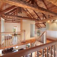 Cottage Jacques Cartier, hotel em Stoneham