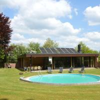 Gorgeous Villa with Private Heated Pool in Stavelot