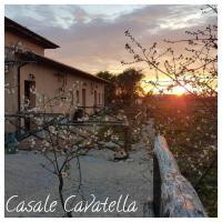 Casale Cavatella, hotel in Sermoneta