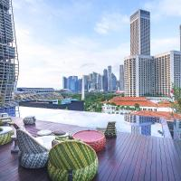 Naumi Hotel (SG Clean, Staycation Approved)