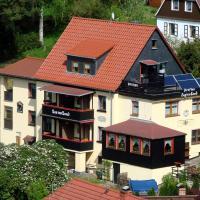 """Pension """"Lug ins Land"""", Hotel in Rathen"""