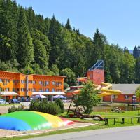 Aqua Park Špindlerův Mlýn – hotel w Szpindlerowym Młynie