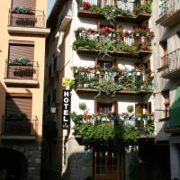 Hotel Can Mestre, hotel in El Pont de Suert