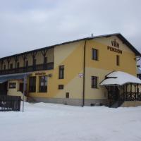 Penzión Váh, hotel v Liptovskej Tepličke