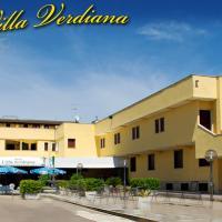 Villa Verdiana, hotel a Nettuno