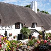 The Cott Inn, hotel in Totnes