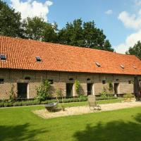 Former stables, converted into a beautiful rural holiday home with a common sauna and swimming pool, hotel in Beernem