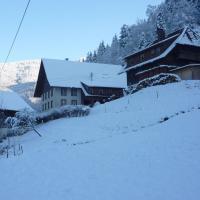 Dreamy Holiday Home in Simonswald near Ski Area