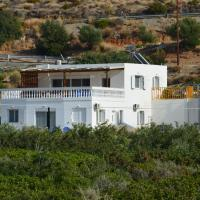 Spacious Villa in Makry Gialos with Mediterranean view