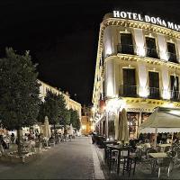 Hotel Doña Manuela, hotel en Sevilla
