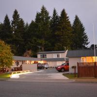 Amber Court Motel, hotel in Te Anau