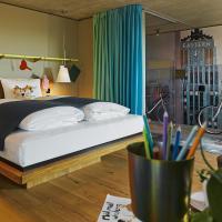 25hours Hotel Langstrasse, hotel en Zúrich