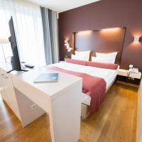 Nymphe Strandhotel & Apartments, hotel in Binz