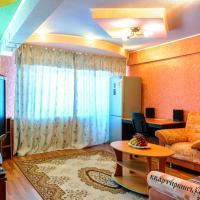 Apartment TwoPillows on Pischevikov 2, отель в Воркуте