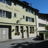 Hotel Adler, hotel in Stein am Rhein