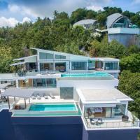 Chaweng Peak Villas - Award Winning Luxury Villas